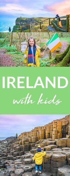 Ireland with Kids: the Ultimate Guide to visiting #Ireland with #kids