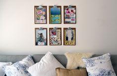 Adoro Farm x Girl Etc: galeria de pranchetas - http://www.farmrio.com.br/adorofarm/faca-voce-mesma-galeria-de-pranchetas/