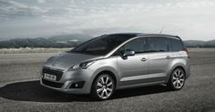 The Peugeot 5008- Irish Family Car of the Year