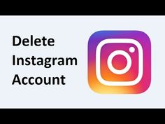 Delete instagram account delete instagram account pinterest how to delete instagram account permanently on pc ccuart Images