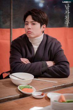 Encounter (남자친구) Korean - Drama - Picture @ HanCinema :: The Korean Movie and Drama Database Korean Male Actors, Korean Celebrities, Jin, Park Go Bum, Song Hye Kyo, Kdrama Actors, Bo Gum, Korean Artist, Korean Drama
