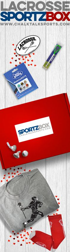 If your looking for a great gift for your Lacrosse player, look no further. Purchase a Sportzbox, you won't regret it.