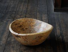 George Peterson wood bowl