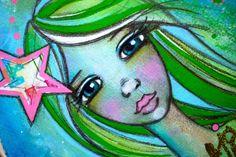 Art Journaling: Believe. . .