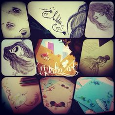 Art By Me #art #draw #drawing