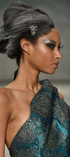 NY: Venexiana - Runway - Mercedes-Benz Fashion Week Fall 2015