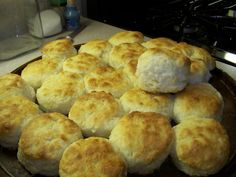 Hickery Holler Farm: Sunday Morning Biscuits