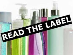Top 5 ingredients that you should avoid when buying cosmetic/beauty products