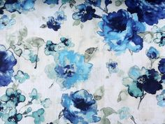Roses are Turk Cotton Spun Fabric By The Yard Curtain Fabric Upholstery Fabric Curtain Panels Drapery Fabric Window Treatment Fabric