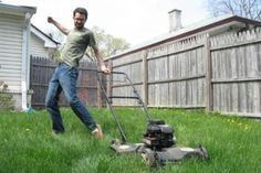 Failure to perform routine mower maintenance can lead to problems in spring. (Photo by Katie Jacewicz)