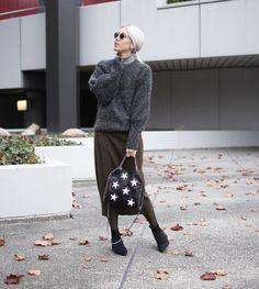 Khaki, Isabel Marant, Wrapskirt, Wickelrock, Weekday, People Tree, Look, Style, Streetstyle, Fashion, Look, lotd, ootd, Outfit, VIU, Fall, Fashion, Blog, stryleTZ