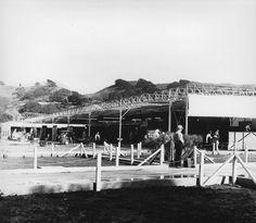 Movie Sets At Universal Studios  1915