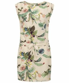 Maison Scotch - Damen Kleid #maisonscotch #dress #flowers