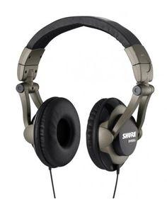 Shure  - SRH550DJ - 79 € TTC - Casque audio by ToneMove
