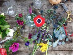 Manuela Sosa - bloemenkroon DIY