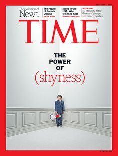 The Upside Of Being An Introvert (And Why Extroverts Are Overrated)  (http://www.time.com/time/magazine/article/0,9171,2105432,00.html)