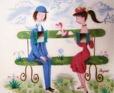 EQUILÍBRIO: A alegria e o amor, Goethe