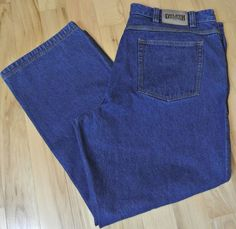 Duluth Trading Men's Ballroom Jeans 5 Pocket SIZE 44 x 30 NICE  #DuluthTrading #ClassicStraightLeg