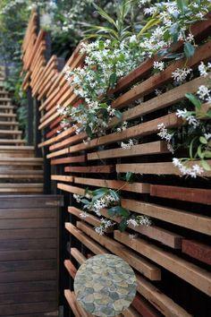 Garden Design Garden Terracing Retaining Walls Sub Tropical Planting regarding DIY Garden Terrace: Step by Step Plan - Ideasery