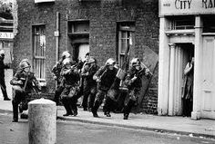 police in northern ireland by don mccullin