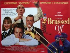 Never thought I liked brass bands until I saw this!  Great cast too.