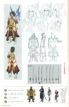 Tales of Xillia - Gaius