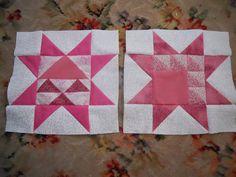 Kathy's Quilting Blog: Scrap Saturday -- RSC15 -- Pink
