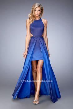 La Femme 22328 | La Femme Fashion 2016 - La Femme Prom Dresses - La Femme Short Dresses