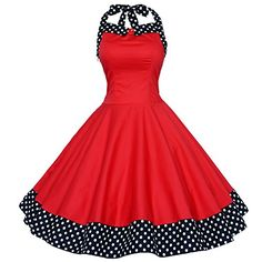 Maggie Tang Women's 1950s Vintage Rockabilly Dress Size M Color Red Maggie Tang http://www.amazon.com/dp/B00K5NV6T6/ref=cm_sw_r_pi_dp_Jh9qwb1ZRBTZ4