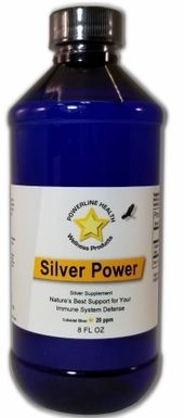 Silver Power | Powerline Essentials