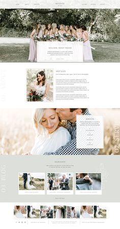 Bellevue by With Grace and Gold - Showit Website Design Inspiration, Blog Website Design, Blog Design, Website Ideas, Photography Website Templates, Photography Website Design, Free Photography, Fotografie Website, Earthy Color Palette