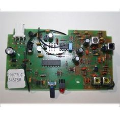 Genie 36521R Intellicode Internal Receiver Circuit Board Replaces 20437R 31171R | RP: $55.15, SP: $40.28