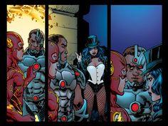 DC Comics' Infinite Crisis #4  #batman #superman #dccomics #comics #art #madefire #motionbooks