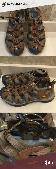 Sandals Keen Sandals, Odor Free, Waterproof Size 10, New. Keen Shoes Sandals