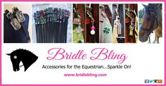 Bridle Bling - bridle charm, bling spur strap, equestrian jewelry, etc. Riding Breeches, Riding Jacket, Horse Show Ribbons, Hunt Seat, Spur Straps, Show Jackets, Equestrian Jewelry, Love Clothing, Bottle Art