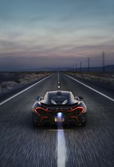 McLaren P1 | EUA Teste (Via riqueza-de-la-vie )