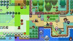 Já faz 17 anos? O tempo tem passado a voar. Veja como os mapas do grande jogo Pokemon têm evoluído com o tempo.