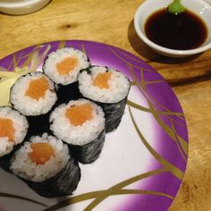 Day 18. Sushi. Makes my tummy happy.