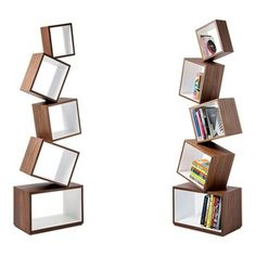 Bookcases  | Pinned from Likaty.com