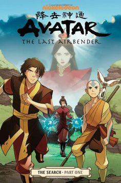 Avatar: The Last Airbender - The Search, Part 1 by Gene  Luen Yang, Michael Dante DiMartino, Bryan Konietzko, Gurihiru