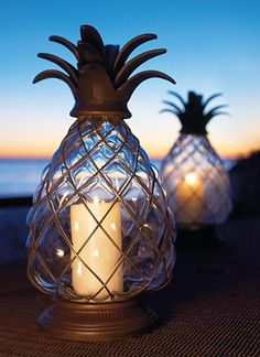 Mix things up with your outdoor lighting, try something new!