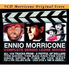 Ennio Morricone - Complete Sergio Leone