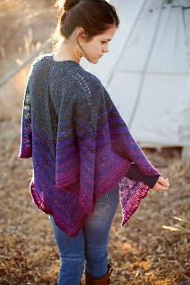 Slate Falls Press: Sheep Wagon Shawl