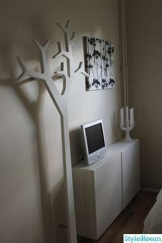 sovrum,swedese tree,guldkroken,marimekko tavla