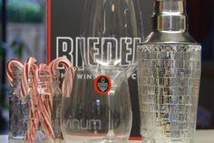 GIFT IDEA: Riedel Glasses and an OGGI Shaker