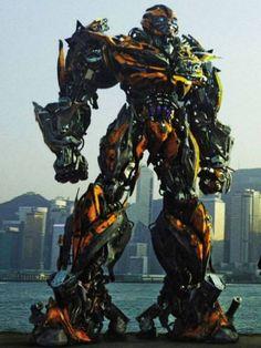 Bumblebee #TF 4 Foto: la despedida de Optimus Prime
