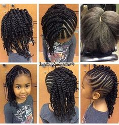 Black girls hairstyles and haircuts 40 cool ideas for black black girl hairstyles for kids urmus Images