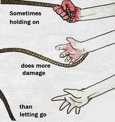 Letting Go can be difficult but it is worth it when you know it is the right thing to do. Take inspiration from these letting go quotes to choose yourself. True Quotes, Qoutes, Motivational Quotes, Inspirational Quotes, Quotations, Letting Go Quotes, Go For It Quotes, Quotes About Moving On, It Hurts