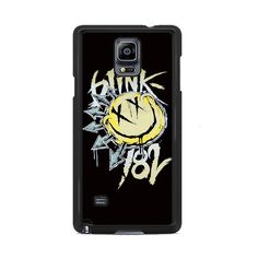 Blink 182 Logo Samsung Galaxy Note 3 | 4 Cover Cases
