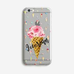 CUTE ICE CREAM Clear iPhone 7 Case iPhone 7 Plus Case iPhone 6 case iPhone 6 Plus Case iPhone 6s Case iPhone 6s Plus case iPhone SE case iPhone 5 case iPhone 5s,Galaxy S7 case Galaxy S6 case Galaxy Note 5 case....,,  ❤ FREE Shipping WORLDWIDE ! Processing time : 3-5 days / Shipping time : 7-21 days. Usually : take 7-19 days to US and most Country. ❌NOTICE -- DO NOT SHIP TO CANADA 🍁 Very apologize with this inconvenience. ↗ Due to Canada post office do not join the agreement tracking pro...